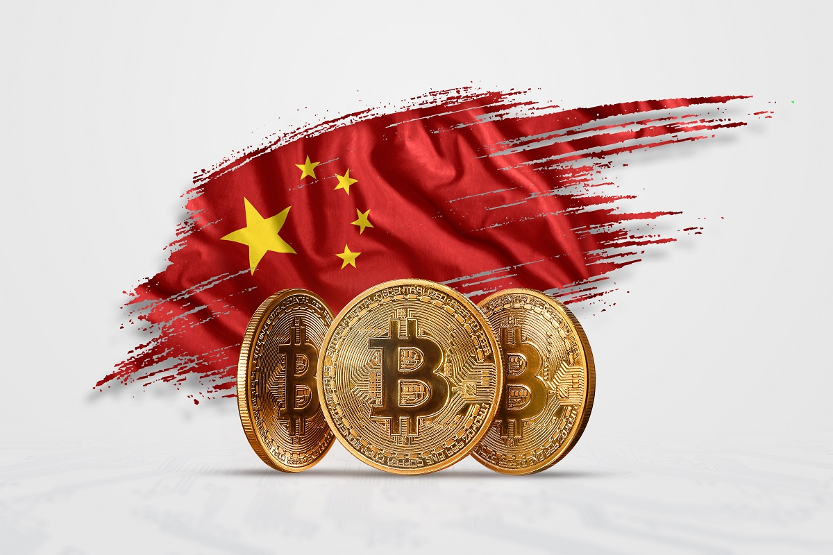 China has caused the price of Bitcoin to drop